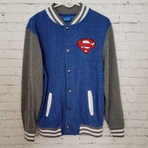 Men's Superman Jacket